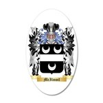McIlmoil 35x21 Oval Wall Decal