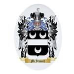 McIlmoil Oval Ornament
