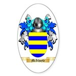 McIihoyle Sticker (Oval 10 pk)