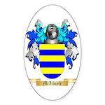 McIihoyle Sticker (Oval 50 pk)