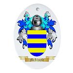 McIihoyle Oval Ornament