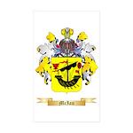 McIan Sticker (Rectangle 50 pk)