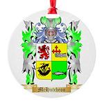 McHutcheon Round Ornament