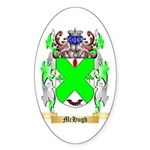 McHugh Sticker (Oval 50 pk)