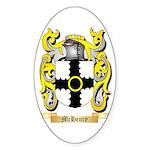 McHenry Sticker (Oval 50 pk)