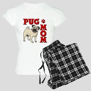 PUG MOM Women's Light Pajamas