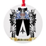 McHendrie Round Ornament