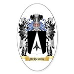 McHendrie Sticker (Oval 10 pk)