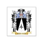 McHendrick Square Sticker 3