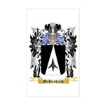 McHendrick Sticker (Rectangle)