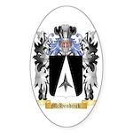 McHendrick Sticker (Oval)