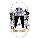 McHendrick Sticker (Oval 10 pk)