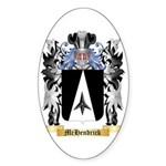 McHendrick Sticker (Oval 50 pk)