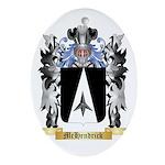 McHendrick Oval Ornament