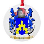 McHale Round Ornament
