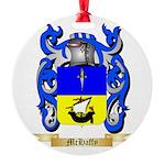 McHaffy Round Ornament