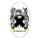 McGurl Sticker (Oval 10 pk)