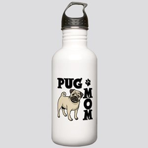 PUG MOM Stainless Water Bottle 1.0L