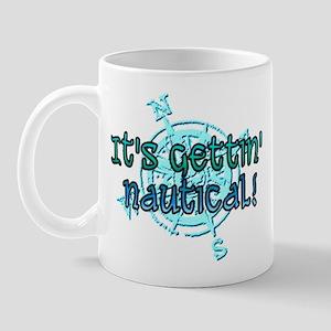 gettin nautical Mug
