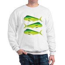 Mahi-Mahi Dolphinfish 3 Sweatshirt