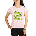 Mahi-Mahi Dolphinfish 3 Performance Dry T-Shirt