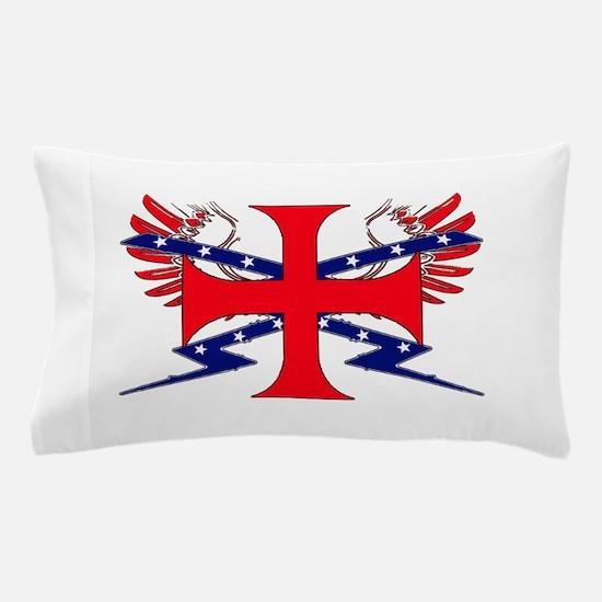 Templar Republic Flag Pillow Case
