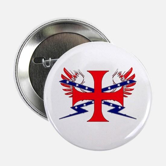 "Templar Republic Flag 2.25"" Button (10 pack)"