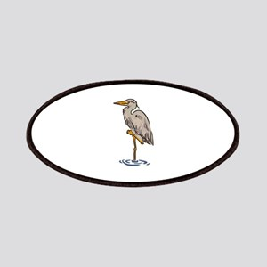 Heron Patch
