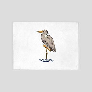 Heron 5'x7'Area Rug