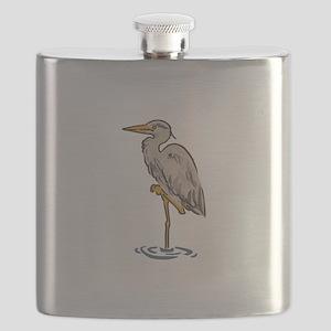 Heron Flask