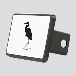 Heron Silhouette Hitch Cover