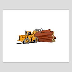 Logging Loader Posters