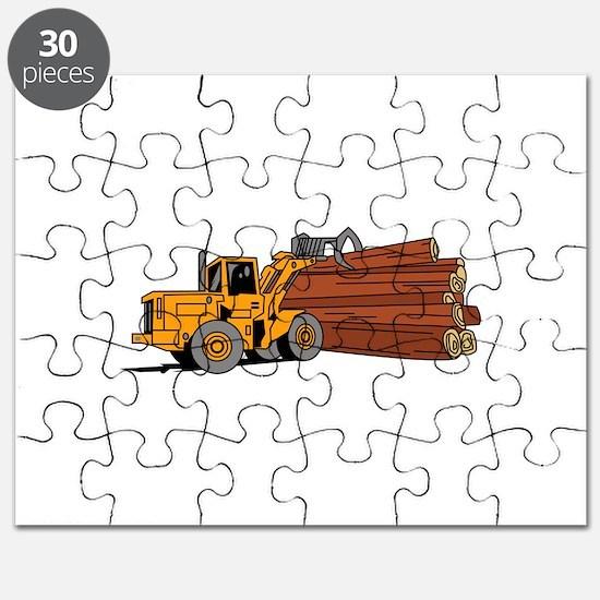 Logging Loader Puzzle