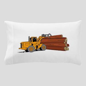 Logging Loader Pillow Case