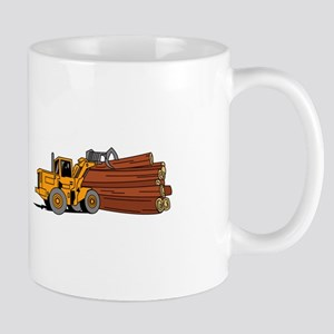 Logging Loader Mugs