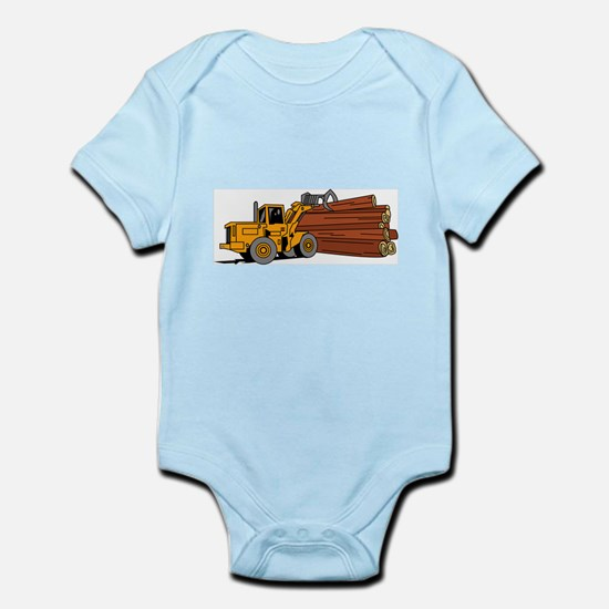 Logging Loader Body Suit