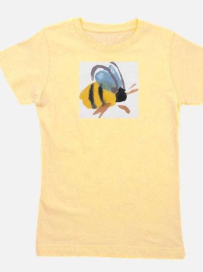 bee2.jpg Girl's Tee