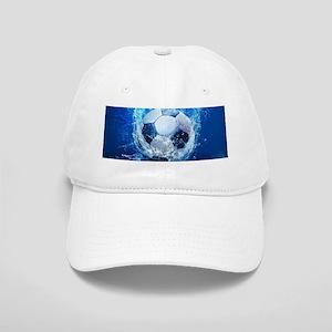 Ball Splash Over Stadium Cap