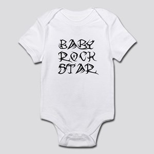 Baby Rock Star Infant Bodysuit