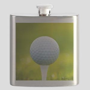 Golf Ball Flask