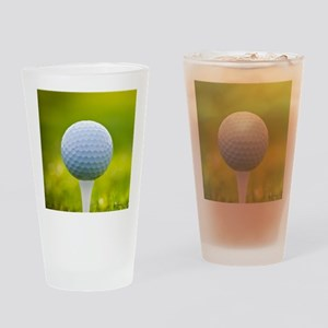 Golf Ball Drinking Glass