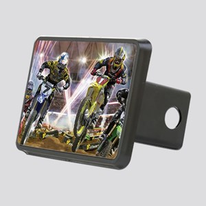 Motocross Arena Hitch Cover