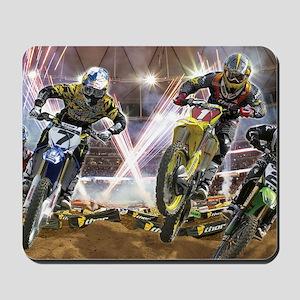 Motocross Arena Mousepad
