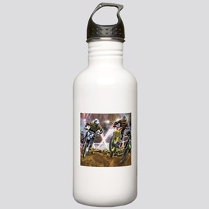 Motocross Arena Water Bottle