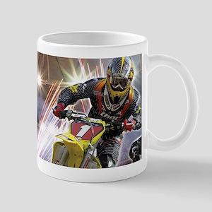 Motocross Arena Mugs