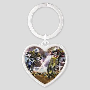 Motocross Arena Keychains