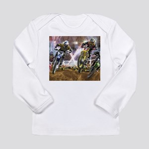 Motocross Arena Long Sleeve T-Shirt