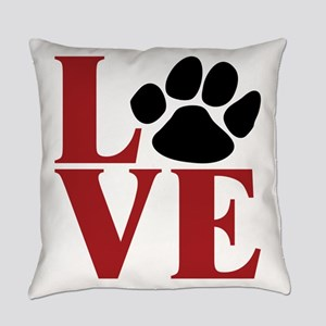 Love Paw Everyday Pillow