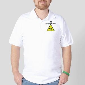 No Co-ordination Golf Shirt