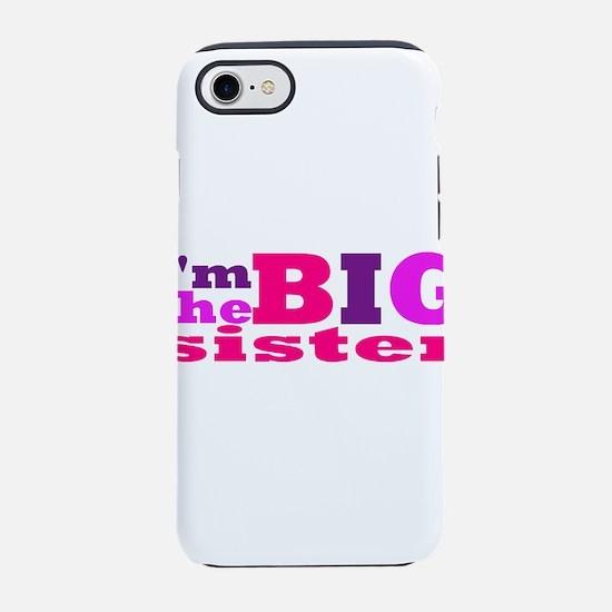 big sister iPhone 8/7 Tough Case